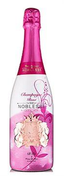 Noblesse By Michel Moritz Champagne Rose d'Or